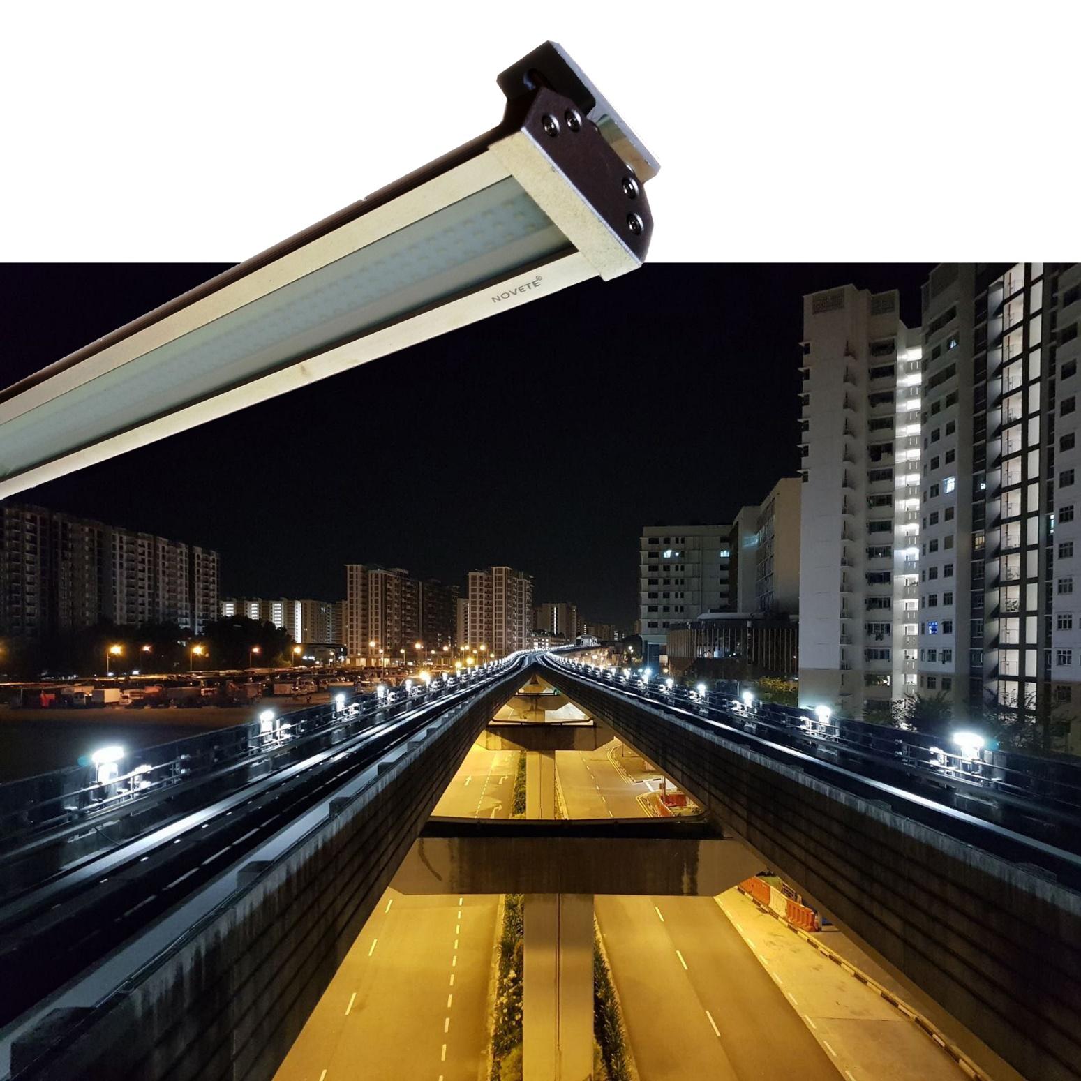 Guideway Lighting